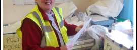 Meet Karen, our document sorter!