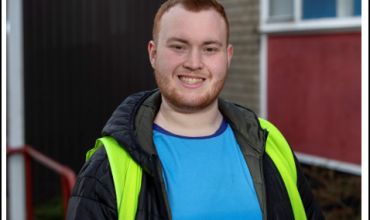 ELITE Recycling Operative Goes Back to School to Share Success